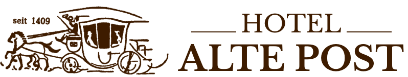 Logo Hotel Alte Post